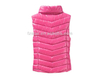 Girls Pink Sleeveless Jacket