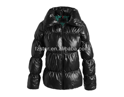Women Short Style Down Jacket for Winter