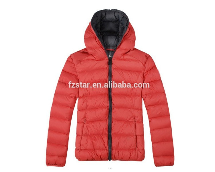 Foldable down jacket LZ341
